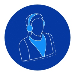 Hosternate offers 24/7 email support